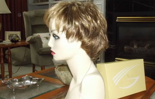 Becoming Wig by Gabor in GL27/29 which is known as chocolate caramel