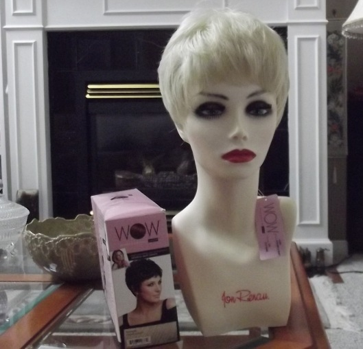 Strong and Sassy by Daisy Fuentes in platinum blonde
